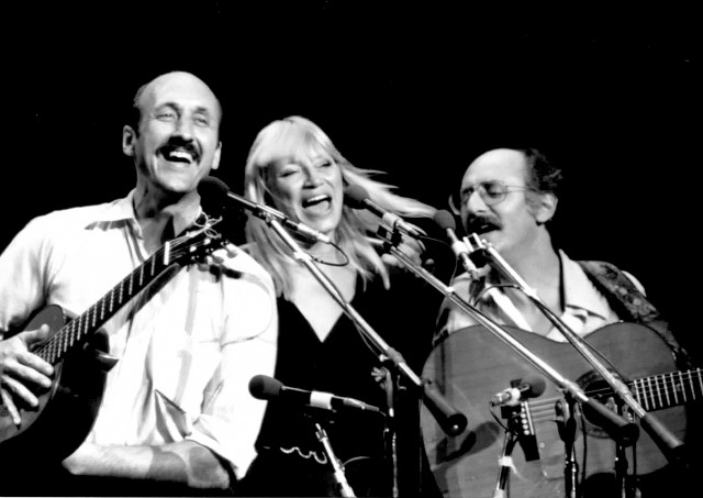 Peter Yarrow and Paul Stookey @ Johnson County Community College | Overland Park | Kansas | United States