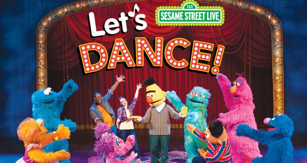 Sesame Street Live: Let's Dance! @ Sprint Center | Kansas City | Missouri | United States