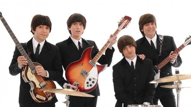 The Fab Four @ JCCC Carlsen Center | Overland Park | Kansas | United States