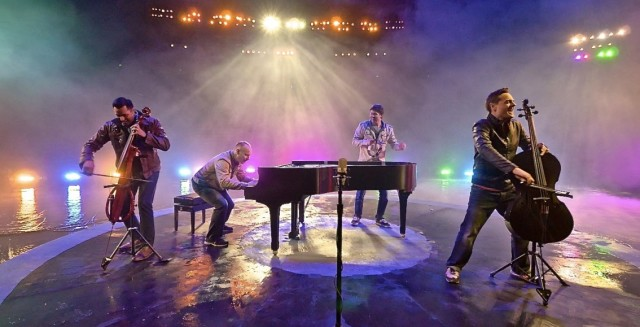 The Piano Guys @ The Arvest Bank Theatre at the Midland | Kansas City | Missouri | United States