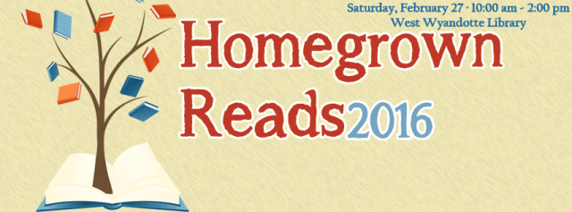 Re:Dream at Homegrown Reads @ West Wyandotte Library | Kansas City | Kansas | United States