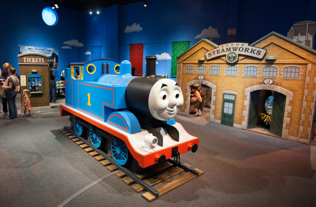 KCPT Day at Thomas & Friends™: Explore the Rails @ Crown Center Showplace - Level 1 | Kansas City | Missouri | United States