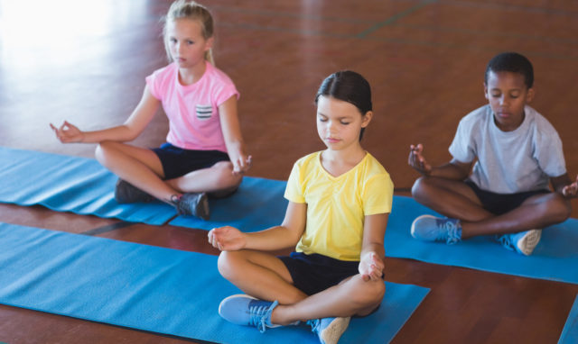 Early Childhood Teacher Workshop: Bringing Mindfulness and Yoga in the Classroom @ KCPT Public Television    Kansas City   Missouri   United States