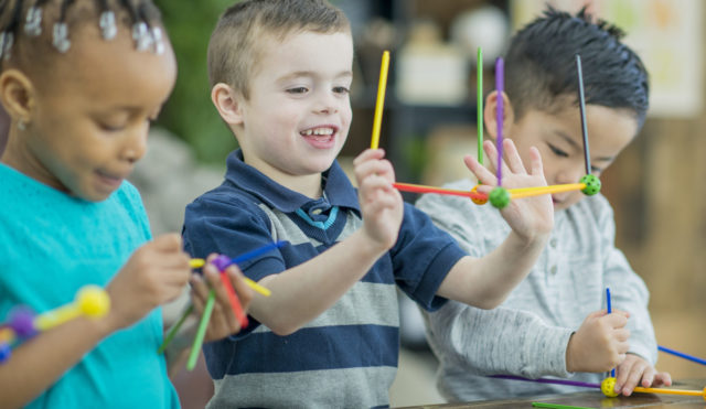 Rescheduled - Early Childhood Workshop: Small Parts Create Big Imaginations @ KCPT Public Television  | Kansas City | Missouri | United States