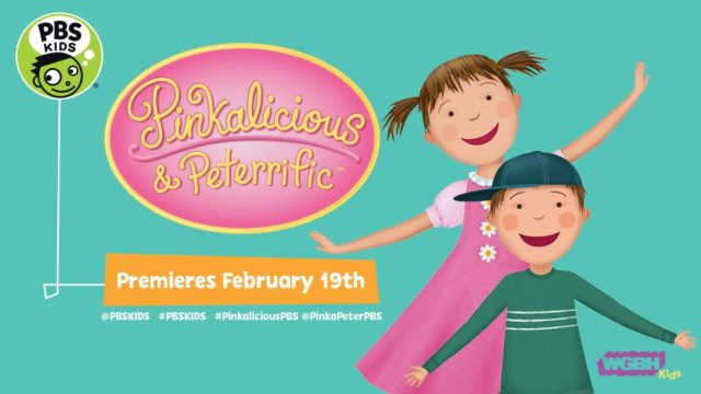 """Pinkalicious & Peterrific"" Storytimes at Your Local Library @ Your Local Library 