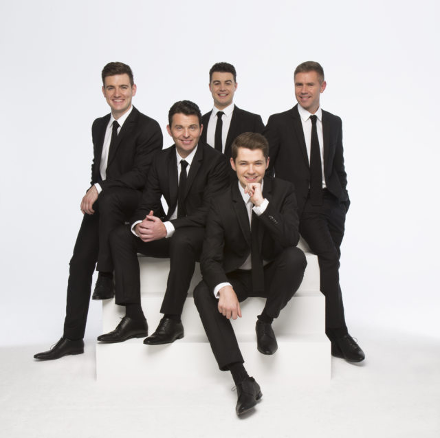 Celtic Thunder X @ Arvest Bank Theatre at The Midland | Kansas City | Missouri | United States