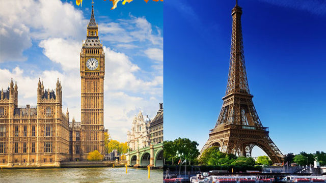 Explore London & Paris with KCPT