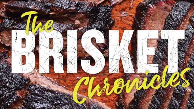 "**SOLD OUT** Steven Raichlen's ""The Brisket Chronicles"" Live @ Smoke 'N' Fire 