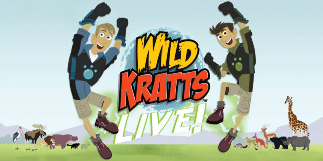 Wild Kratts LIVE! 2.0 @ Kauffman Center for the Performing Arts | Kansas City | Missouri | United States
