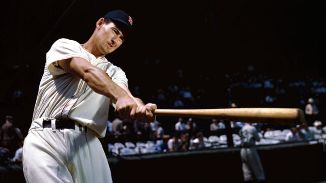 American Masters: Ted Williams | Free Screening @ Gem Theater | Kansas City | Missouri | United States