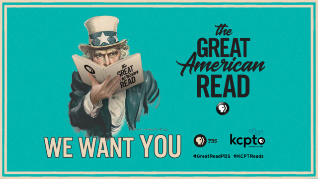 The Great American Read Voting Booth Tour