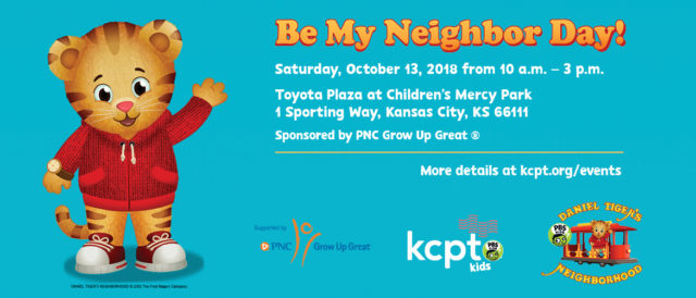 Be My Neighbor Day @ Toyota Plaza at Children's Mercy Park | Kansas City | Kansas | United States
