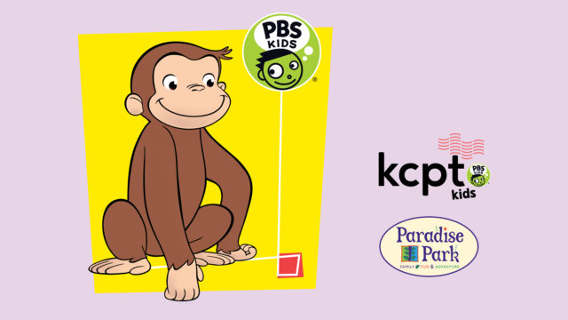 Meet Curious George at Paradise Park! @ Paradise Park | Lee's Summit | Missouri | United States
