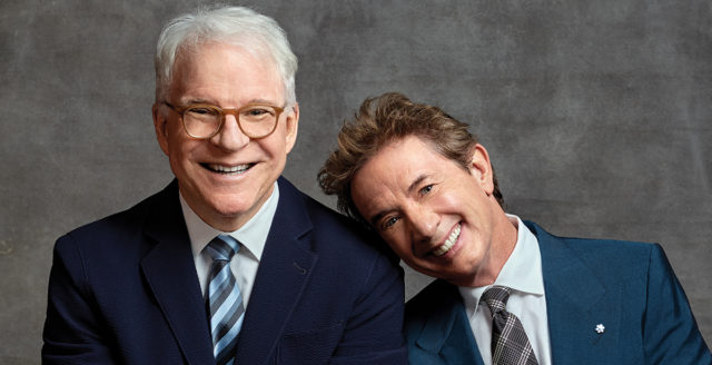 Steve Martin and Martin Short @ Arvest Bank Theatre at The Midland