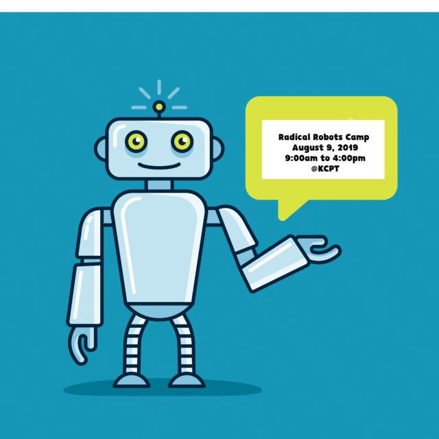 Mad Science Radical Robots Camp @ KCPT  | Kansas City | Missouri | United States
