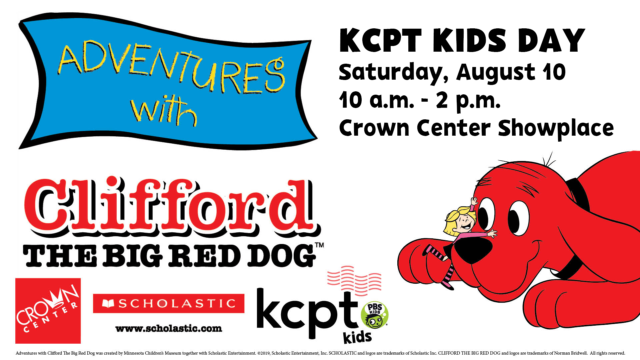 KCPT KIDS Day at the Adventures with Clifford the Big Red Dog exhibit @ Crown Center, Showplace Level 1 | Kansas City | Missouri | United States
