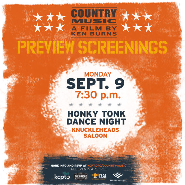 Honky Tonk Dance Night and Country Music Preview Party @ Knuckleheads | Kansas City | Missouri | United States