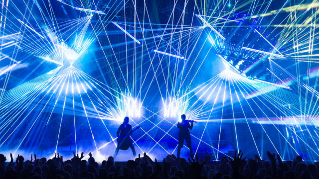 Trans-Siberian Orchestra - Evening Show @ Sprint Center | Kansas City | Missouri | United States