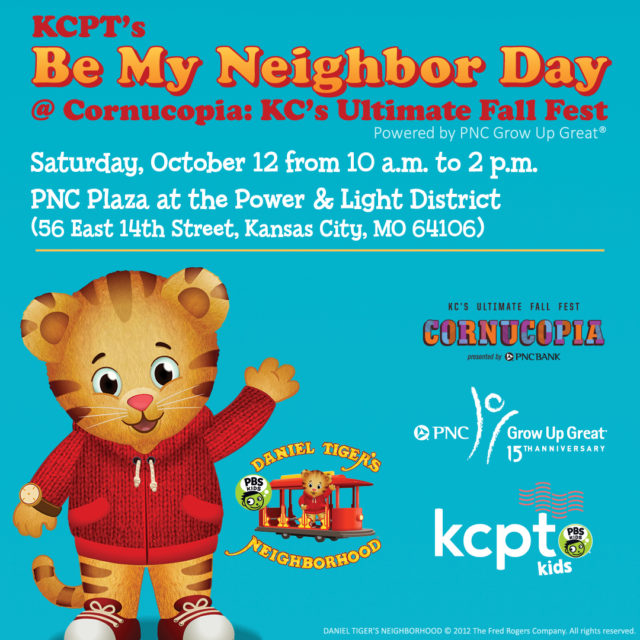 Be My Neighbor Day @ PNC Plaza at the Power & Light District  | Kansas City | Missouri | United States