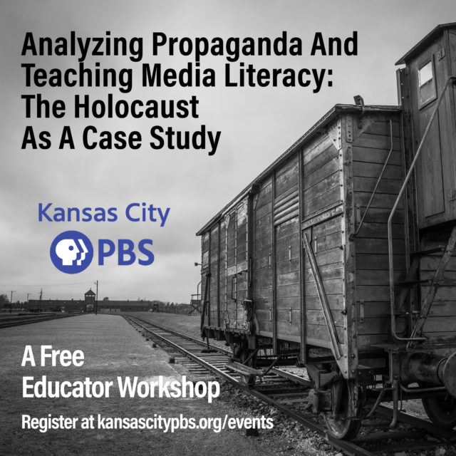 Analyzing Propaganda And Teaching Media Literacy: The Holocaust As A Case Study @ Virtual