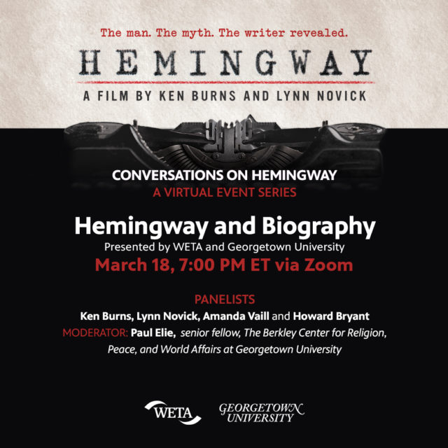 Hemingway and Biography